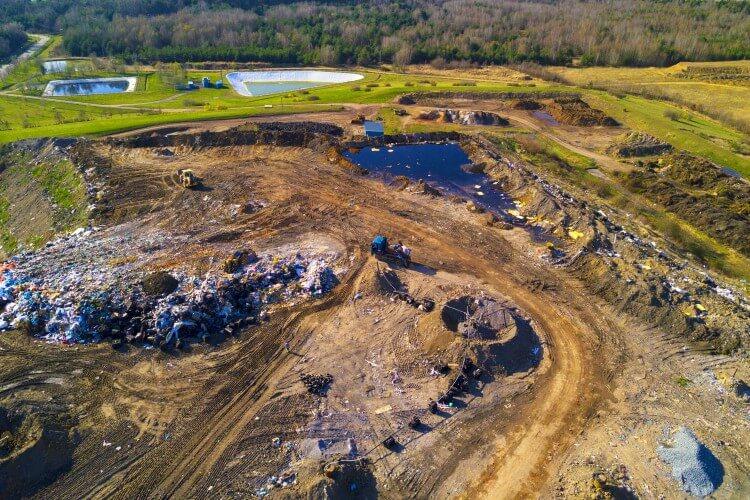Landfills, enhanced evaporation | E3 Solutions