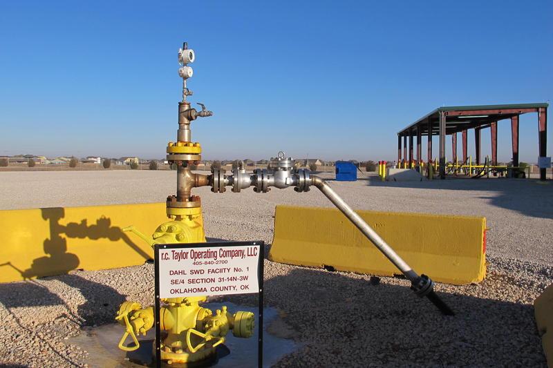 New EPA Injection Well Study Points To Keeping The Injected Wastewater In the Hydrologic Cycle